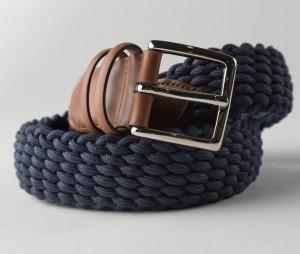 Cintura Itrecciata Elastica
